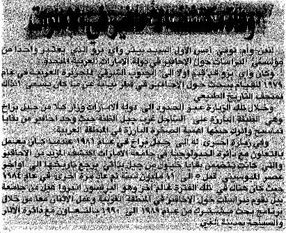 Al Wahda (arabic), 17 February 2004